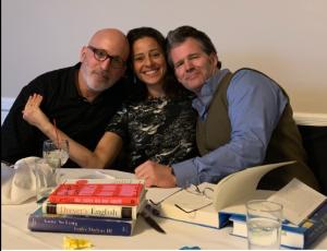 Benjamin Dreyer, Ariel Levy, André Dubus III