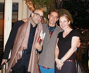 Bruce Wagner, Gavin de Becker, Vendela Vida