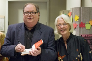 Richard Greenberg and Jane Alexander